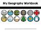 Simple Social Studies: Geography Workbook Bundle