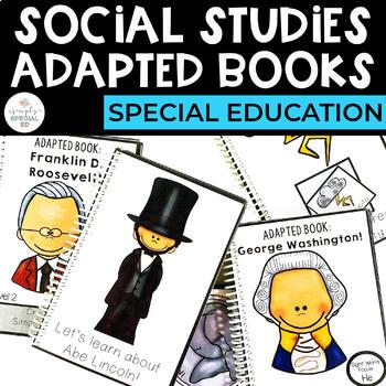 Simple Social Studies: Presidents and Leaders