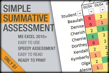 Simple Summative Assessment