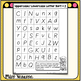 A Simple Uppercase/ Lowercase Letter Sort, Cut and Paste L