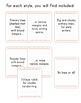 Simple Valentine writing paper set - primary lines, regula