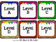 EDITABLE Simple White LIBRARY Labels {for Target Dollar Sp