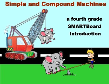 Simple and Compound Machines - A Fourth Grade SMARTboard I