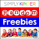 Free Downloads, Free Downloads for Kindergarten, Free Down