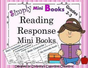 Reading Response to  Literature Activities (Second & Third