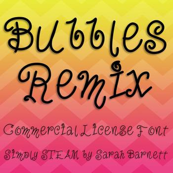 Remix Font Commercial License