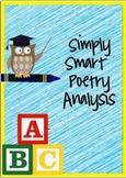 Simply Smart: Poetry Analysis