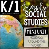 Simply Social Studies - Holidays Around the World