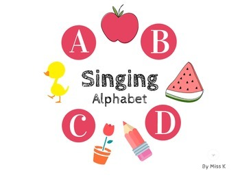 Singing Alphabet