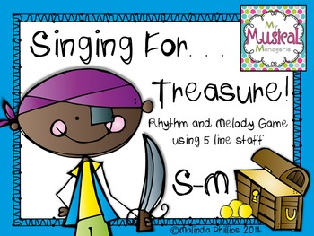 Singing for Treasures: So-Mi Rhythm and Melody Game for Ko
