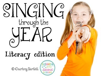 Singing through the Year (Literacy edition)