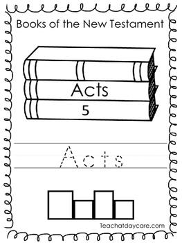 Single Bible Curriculum Worksheet. Acts Bible Book Prescho
