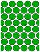 Single Color Polka Dot Paper Background - Commercial Use