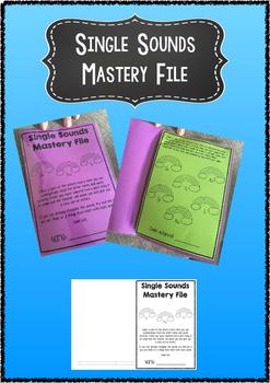 Single Sounds Mastery File