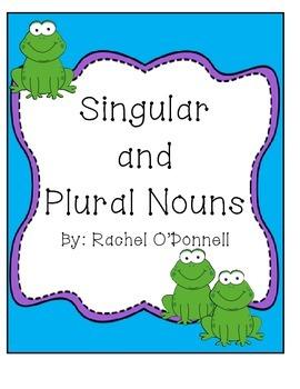 Singular Plural Nouns