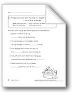 Singular & Plural Pronouns