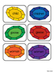 Singular and Irregular Plural Noun Sorting Activity