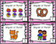 Singular and Plural Noun Picture Cards