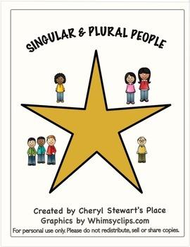Singular and Plural People