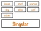 Singular and Plural Sorts