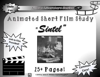 Sintel Animated Short Film Unit Study