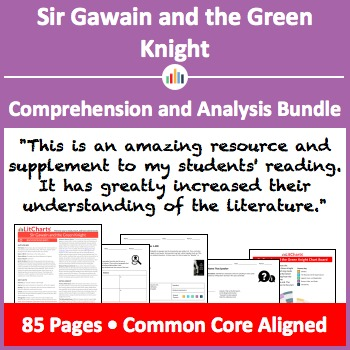 Sir Gawain and the Green Knight – Comprehension and Analys