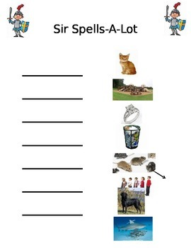 Sir Spells-a-lot