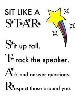 Sit Like a Star