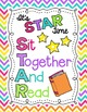 Sit Together and Read {It's Star Time!} Freebie