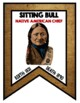Sitting Bull Biography Research, Bookmark Brochure, Pop-Up