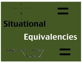 Situational Equivalencies