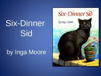 Six Dinner Sid by Inga Moore, Collaborative Conversations,
