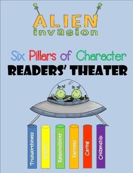 Six Pillars of Character - Alien Invasion