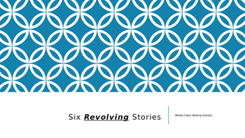 Six Revolving Stories - Earth's Rotation and Revolution Wr