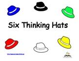 Six Thinking Hats Signs - Edward deBono