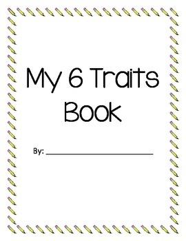 Six Traits Book