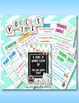 Six Traits of Writing Bulletin Board Poster Set {Find your
