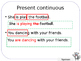 Six tenses error correction P