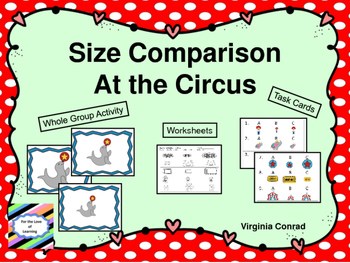 Size Comparison at the Circus