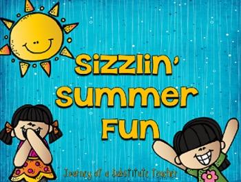 Sizzlin' Summer Fun