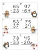 Skating into Subtraction Scoot Review Game (2.NBT.5)