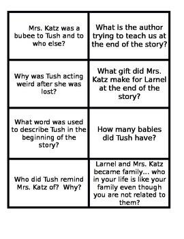 Skeeball: Mrs. Katz and Tush by Patricia Polacco