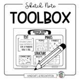 Sketchnotes Toolbox