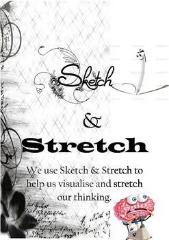 Sketch and Stretch