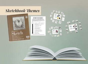 Sketchbook Theme Assignment - Student Sample Presentation