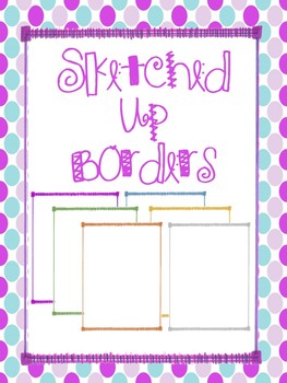 Sketched Up Borders