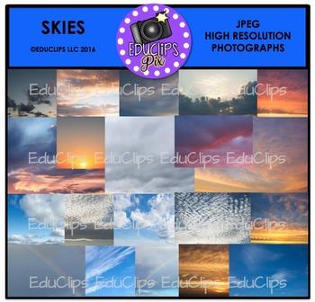 Skies Photo Set