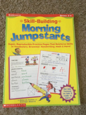 Skill-Building Morning Jumpstarts
