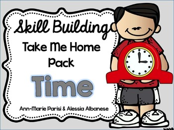 Skill Building Take Me Home Pack - Time