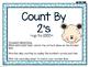 Skip Count 2's, 5's, & 10's:  Winter Theme